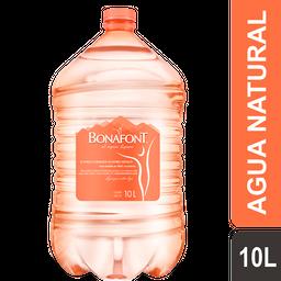 Agua Natural Bonafont 10 L