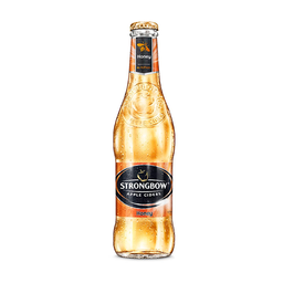 Sidra de manzana Strongbow Honey Botella 330 mL