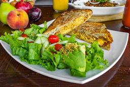 Sándwich Pollo Mango Deli