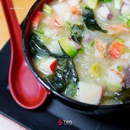 Sopa Miso Especial