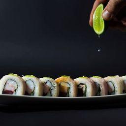 Sushi Serranito Roll