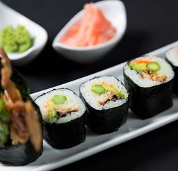 Sushi Softshell Crab Roll