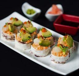 Sushi Pulpito Roll Especial