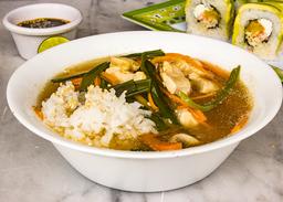 Tory Sopa de Pollo con Verduras