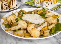 Tempanyaki de Verduras