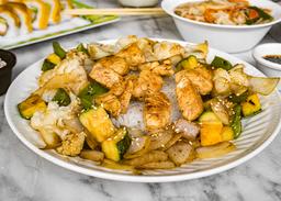 Tempanyaki de Pollo