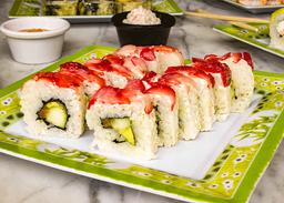 Sushi Fresa Roll