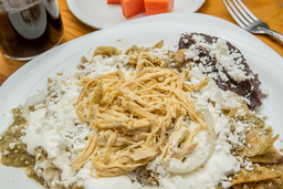 Chilaquiles Clásicos