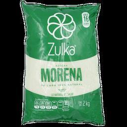 Azucar Morena - Zulka - Paquete 2 Kg