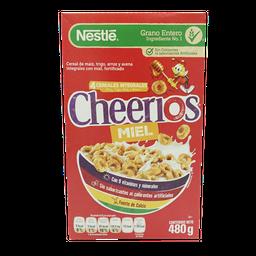 Cereal Con Miel - Cheerios - Caja 480 Gr