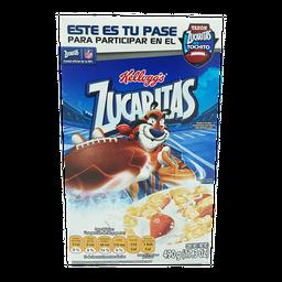 Cereal Zucaritas - Kellogg - Caja 490 Gr