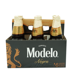 Cerveza 355 Ml - Modelo Negra - Paquete 6 Und