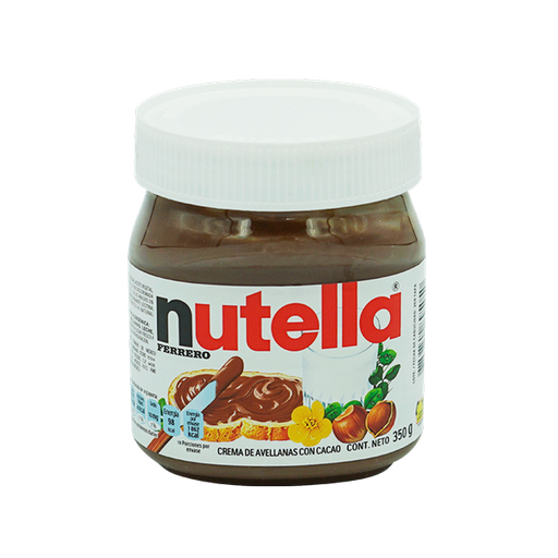 Nutella Crema de Avellanas Original