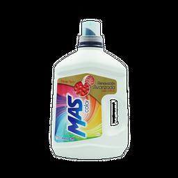 Mas  Colores Intensos. Detergente Líquido. (62 Cargas)