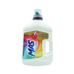 Detergente Líquido Mas Color - Mas Color - Botella 4650 Ml