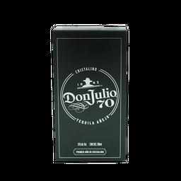 Tequila Don Julio 70 - Don Julio - Botella 700 Ml