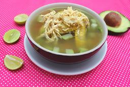 Consomé Muslo