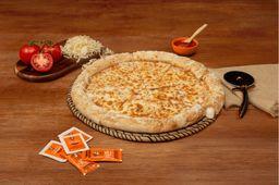 Pizza Super Cheese de Queso