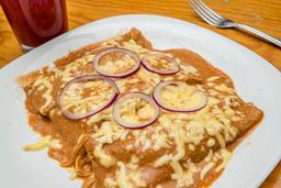 Enchiladas de la Casa
