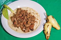 Taco Sonora Maíz
