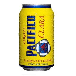 Cerveza Pacífico Clara