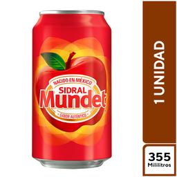 Sidral Mundet Manzana 355 ml