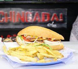 Chivito Uruguayo a la Chingada