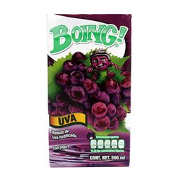 Refresco Boing  Uva 500 ml