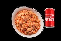 Fried Rice + 1 Refresco 355 mL