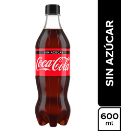 Coca-Cola sin Azúcar