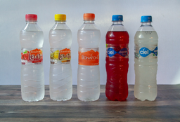Botella de Agua Natural