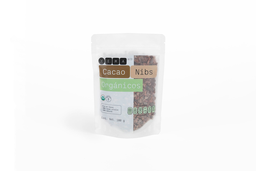Cacao Nibs Yema Organicos 100 g