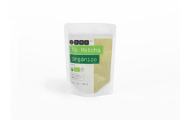 Te Yema de Matcha Organico 100 g