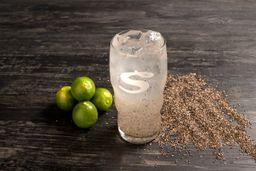 Agua de Limón con Chía 500 ml