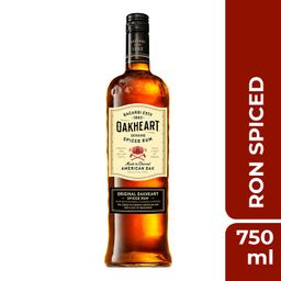 Ron Bacardi Oakheart 750 mL