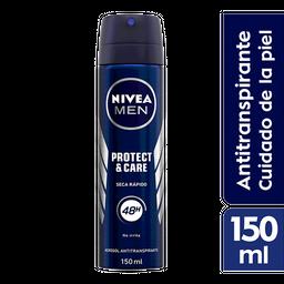 Nivea Men Antitranspirante Protect & Care Spray