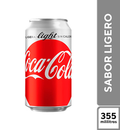 Refresco Coca-Cola Light 355ml