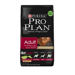 Alimento Para Perro Pro Plan Adultos Optihealth