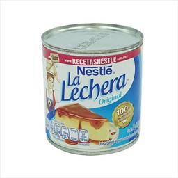 Leche Condensada - La Lechera Lata 387 Gr