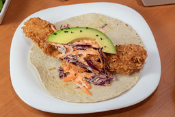 Taco Crunch Pescado