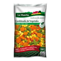 La Huerta Verdura Congelada Combinado