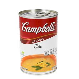 Campbells Crema de Elote