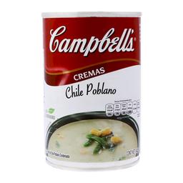 Campbells Crema Chile Poblano