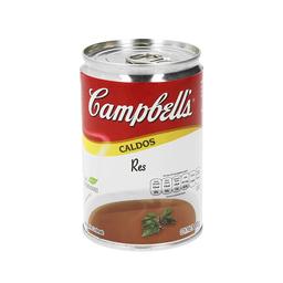 Campbells Caldo de Res