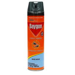 Baygon Insecticida  Casa Y Jardín Aerosol