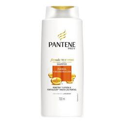 Shampoo Pantene Pro-v Fuerza y Reconstrucción