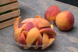 Fruta Picada Durazno