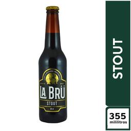 La Bru Stout 355 ml