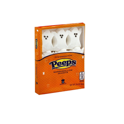 Malvavisco Peeps Halloween en Forma de Fantasma 95 g