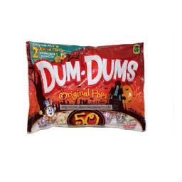 Paleta Dum Dums Halloween Surtido 50 U